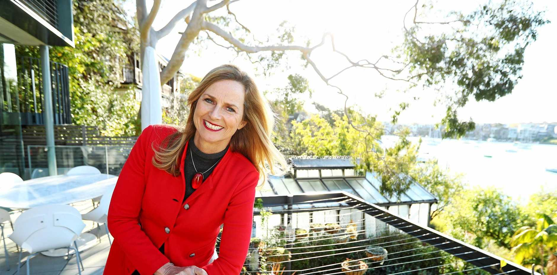 Shark Tank star Naomi Simson has some important advice for business owners in our region.