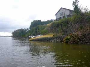 RIVER WRECK REPO: Sunken Coast ships face seizure