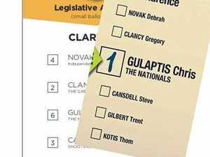 Poll-er opposites for candidates preferences