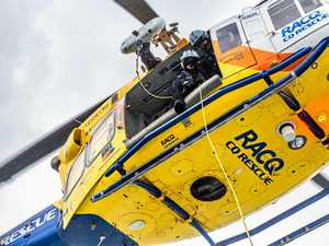 Stockman seriously injured in mustering accident