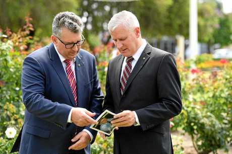 Member for Hinkler Keith Pitt and Deputy Prime Minister Michael McCormack reflect on Former Member for Hinkler Paul Nevilles contribution to the region.
