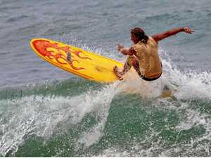 LISTEN: Surfing's more than just art for Agnes man Cipak