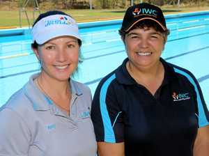 Mums and bubs get into swim of new group