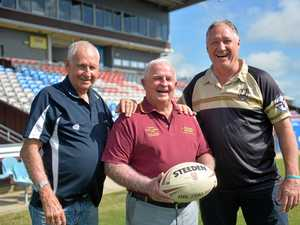 Foley Shield reunion reaches out to past players