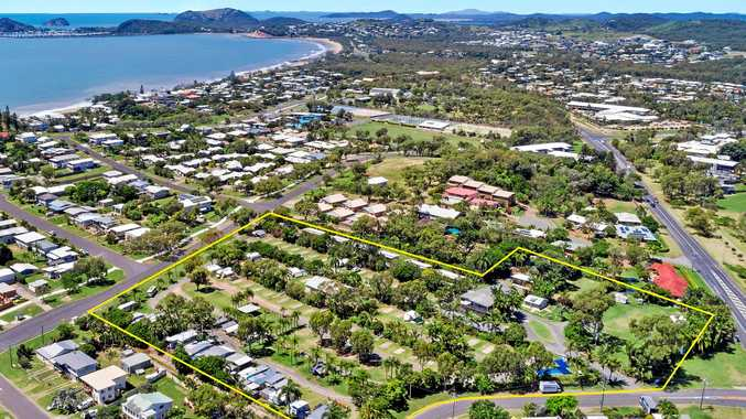 FOR SALE: Poinciana Tourist Park at 9 Scenic Hwy, Cooee Bay, has been listed for sale via an expressions of interest campaign.