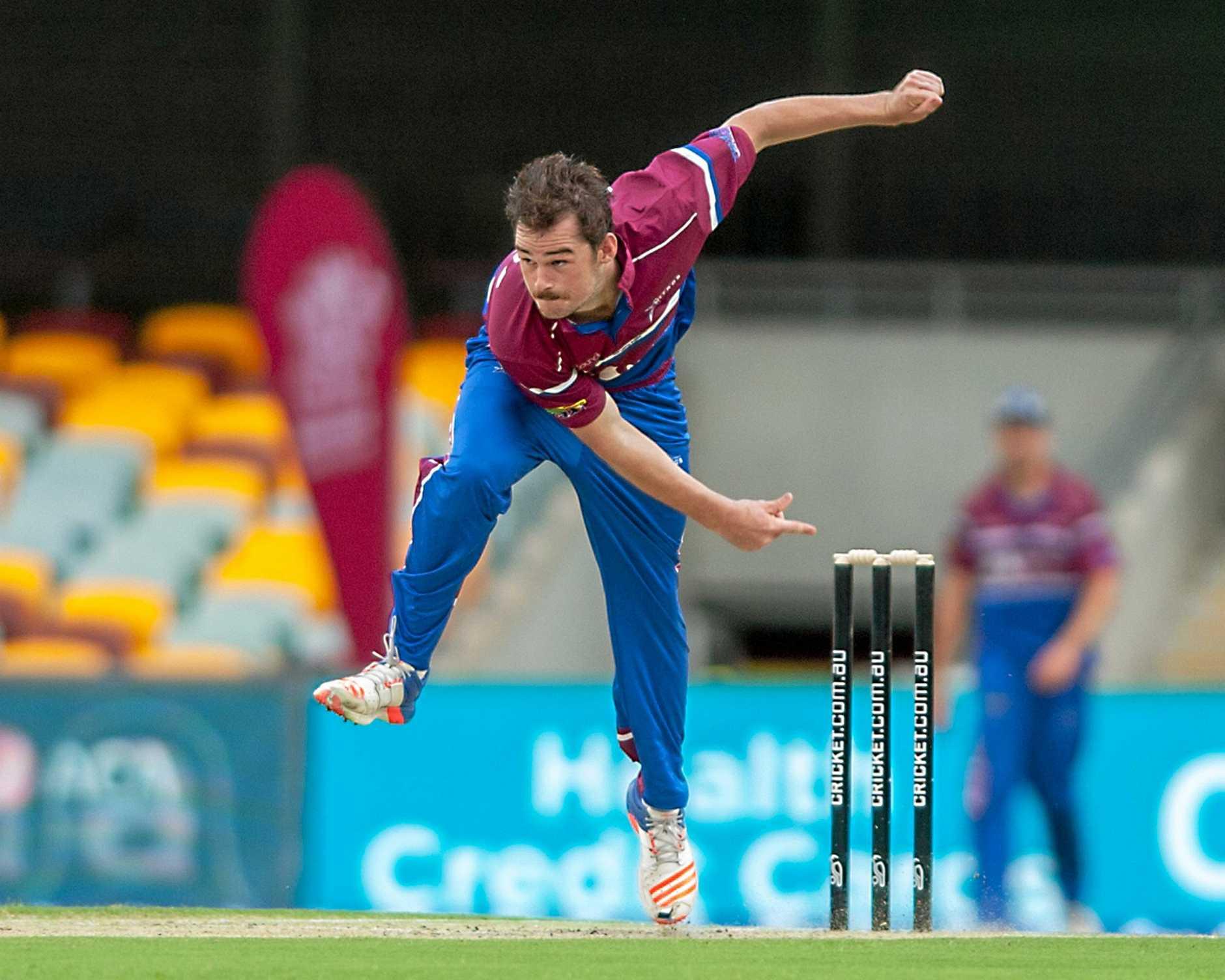 Magpies star bowler, Todd Dixon