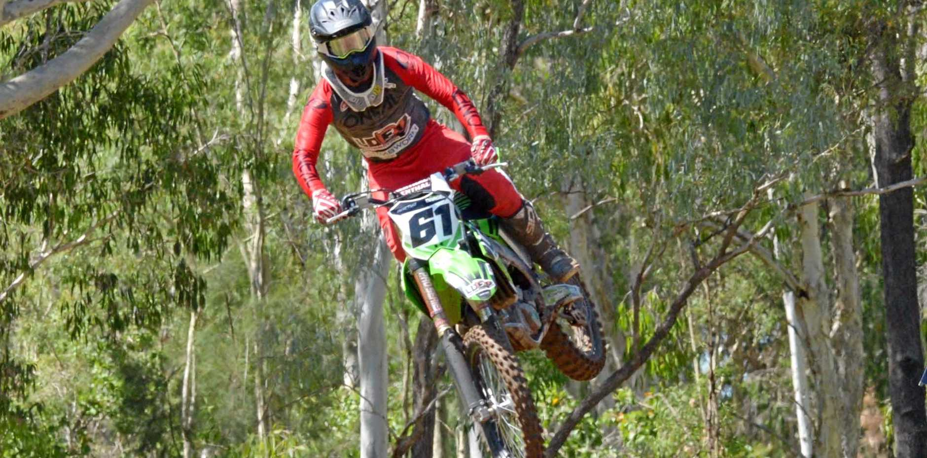 Beau Dargel is expected to impress at this weekend's CQ Titles Round 2.