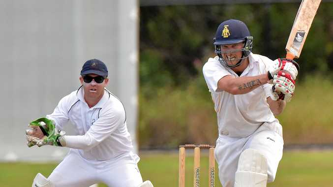DANGER MAN: Acting Gympie Gold captain Steve Brady looms as a key piece in his side's chances of a finals win over Caboolture this weekend.