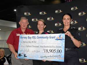 Grant funds go a long way for PCYC