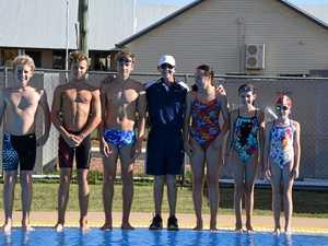 Kingaroy swim stars Dunn good