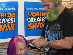 Fraser Coast World's Greatest Shave 2019