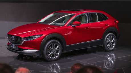 The Mazda CX-30 is expected to forgo cheaper entry-level models when it goes on sale in 2020.