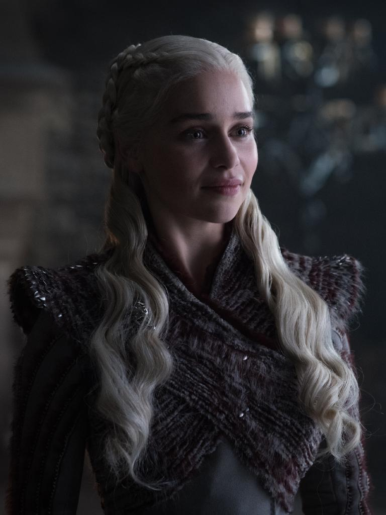 No, not Daenerys! Picture: Helen Sloan/HBO