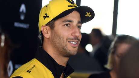 Daniel Ricciardo remains a favourite with the fans.