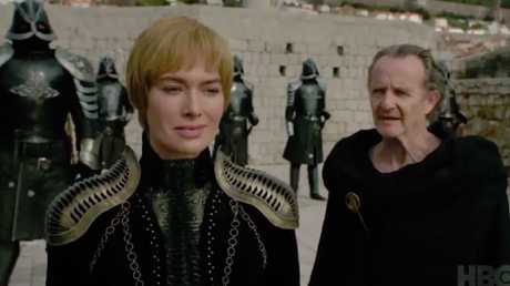 Lena Heady as Cersei Lannister in final Game of Thrones trailer
