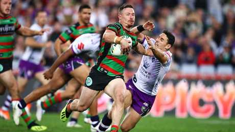 Damien Cook of the Rabbitohs is the most expensive player in SuperCoach this year