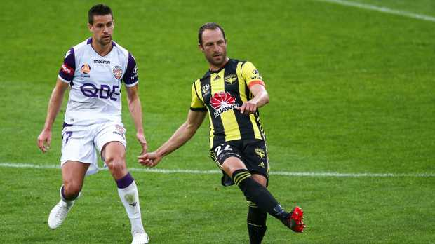 Andrew Durante has become an A-League stalwart.