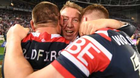 Trent Robinson is already a club legend — but a league legend? Image: AAP Image/Dean Lewins