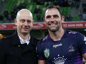 Greenberg shuts down Smith's premiership plea