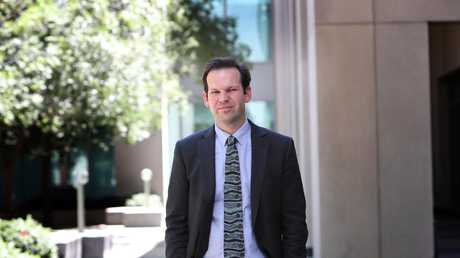 Minister for Resources and Northern Australia Senator Matt Canavan.
