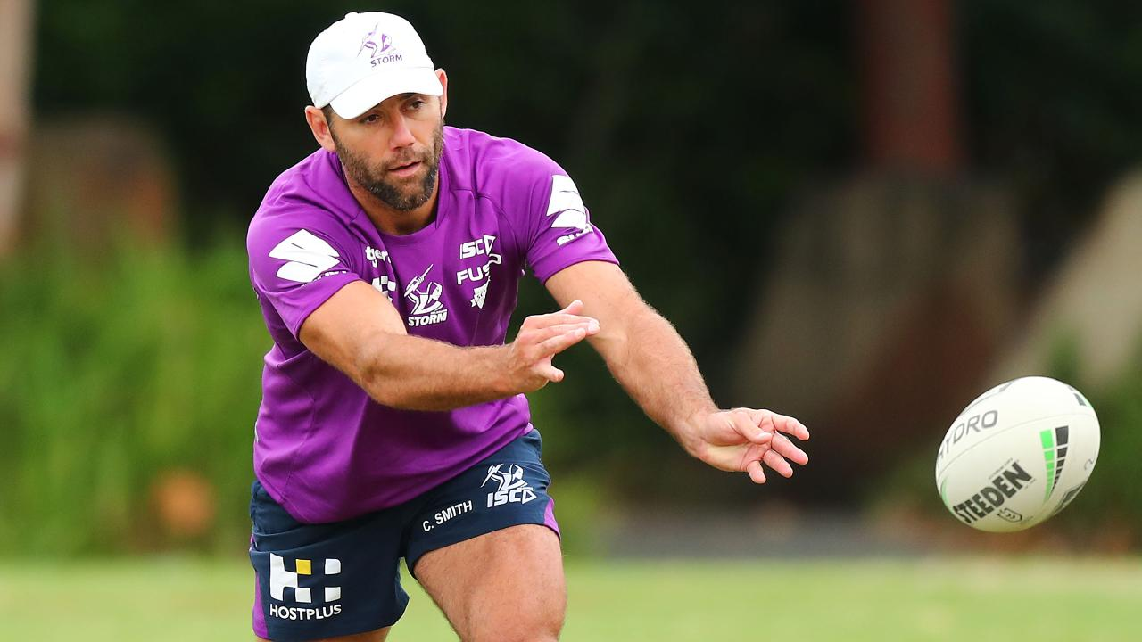 Josh Hodgson is a player in the mould of Cameron Smith, according to Michael Ennis.