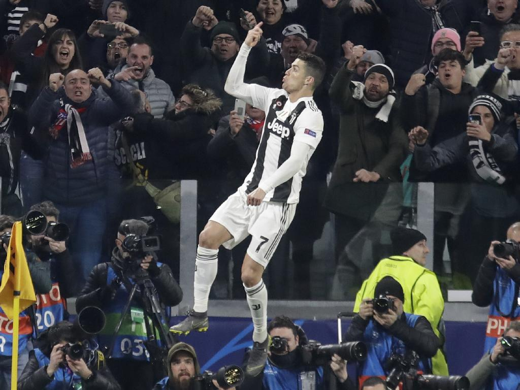 There's only one Cristiano Ronaldo.