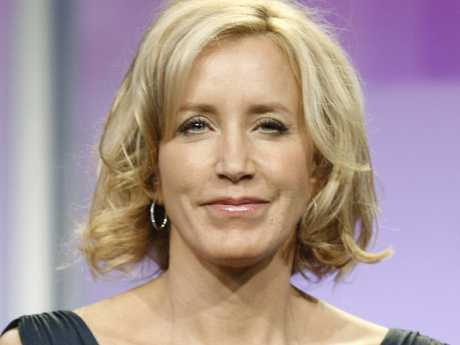 """Actress Felicity Huffman, from the show Desperate Housewives, has been arrested for allegedly bribing a top university with a """"charitable contribution"""". Picture: AP Photo/Matt Sayles"""