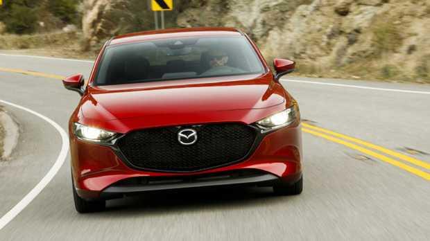 2019 Mazda3 hatch.