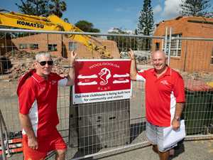 Work begins on New Woolgoola Surf Club building