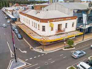 Classic post-war pub for sale in Toowoomba CBD