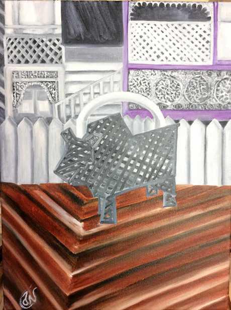 Twilight Dreams  by Anitha Menon.