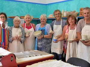 Potters build up new expertise