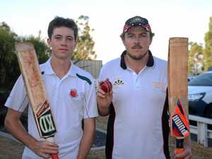 Cricket team desperate to get Allora skipper out early