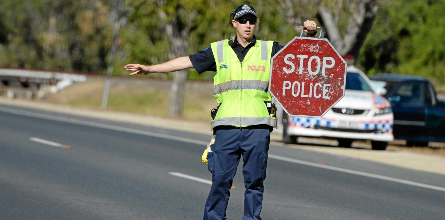 A GLADSTONE woman has fronted court for driving nearly four times over the legal alcohol limit.