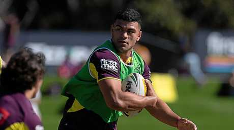 David Fifita is rated one of the best young forwards in the game.