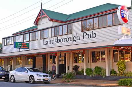 CELEBRATE WITH THE IRISH: Landsborough Hotel will host St Patrick's Day entertainment.