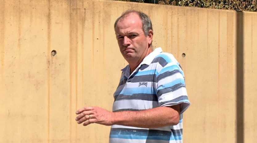THIEVERY: Jason Colin Pearce, 42, from New Beith, pleaded guilty in Ipswich Magistrates Court to stealing $7000 worth of goods.