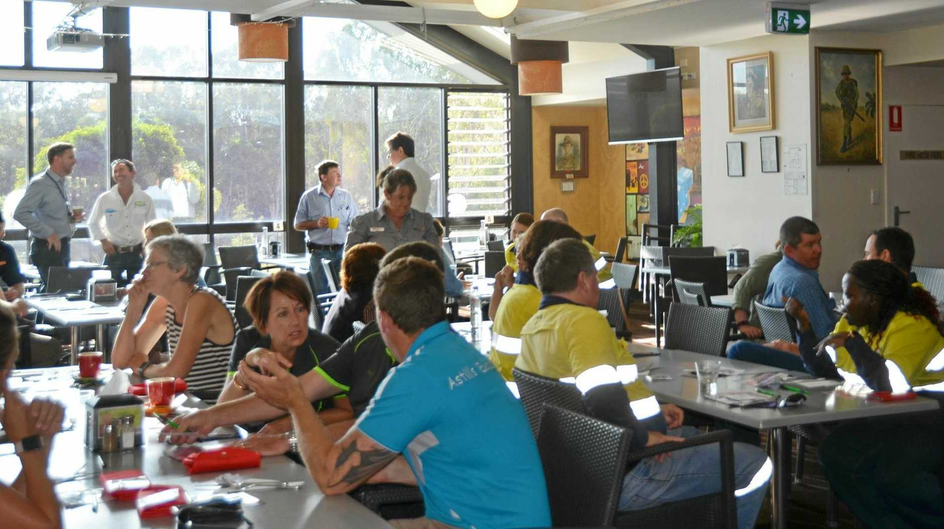 GREAT PLACE: The Nanango RSL is special part of the community.