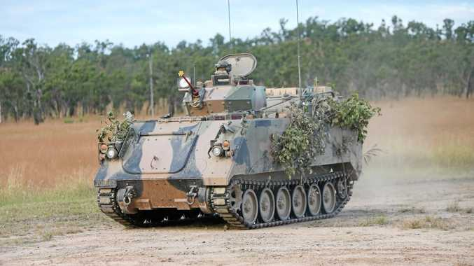 UPGRADE NEEDED: Livingstone's mayor says the Defence Department should contribute money to ensure the safety of Stanage Bay Road which is frequently used by military vehicles at the Shoalwater Bay Military Training Area.