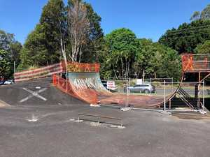 Thousands in damage to skatepark after 'bizarre' vandalism
