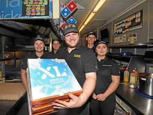 WATCH: Lightning fast Gympie pizza team blitzes NZ and Oz