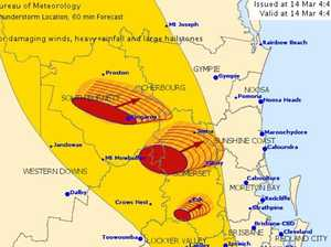 UPDATE: Storm warning increases across the Burnett
