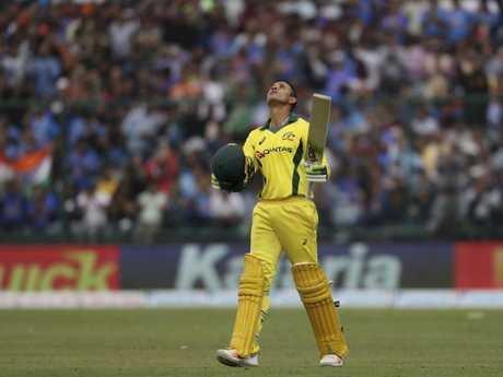 Usman Khawaja has been the hero of the Australian batting line up in India.