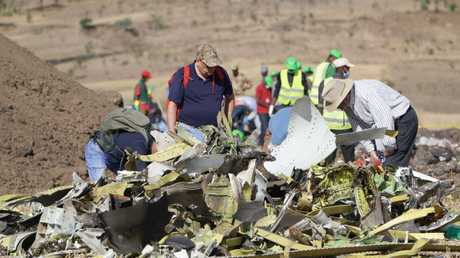 While investigations into the cause of the Ethiopian Airlines crash continue, the US and Canada have joined a temporary ban of MAX 8 aircraft. Picture: Jemal Countess/Getty Images.