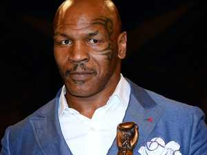 Tyson breaks down over Ali revelation