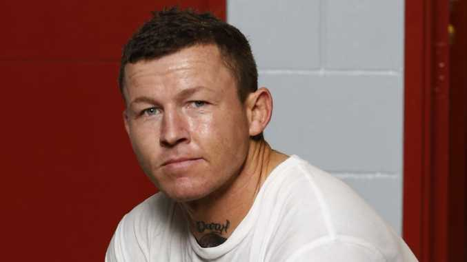 Todd Carney. PICTURE: ANNA ROGERS
