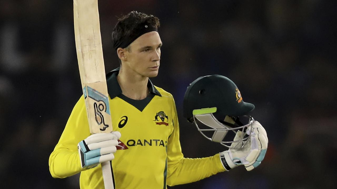 Peter Handscomb was among the stars for Australia in India.