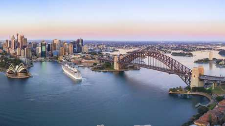 Not even the Opera House and the Harbour Bridge could help Sydney.