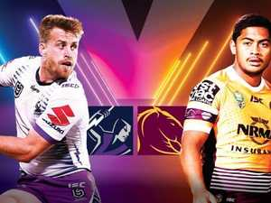 Storm spoils the party for Seibold's Broncos