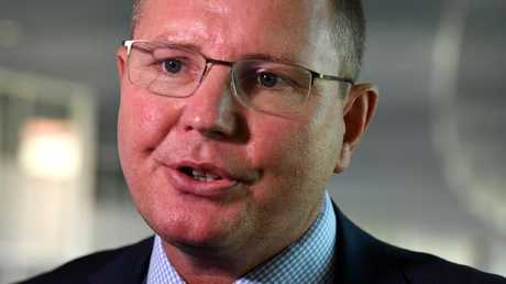 An announcement on the future of Liberal member for Reid Craig Laundy is 'imminent'. Picture: AAP/Mick Tsikas